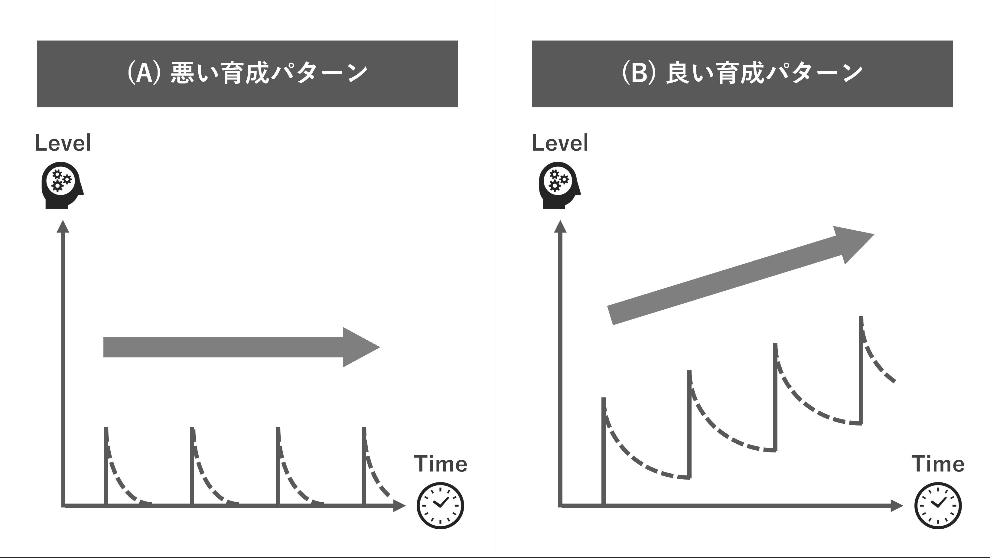 training pattern analysis